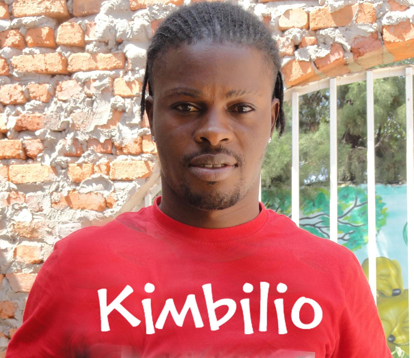Trésor Mputu aime Kimbilio!